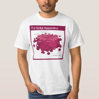 The Golgi apparatus Golgi complex Diagram T-Shirt