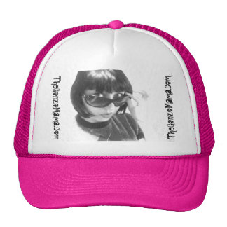 "The Gonzo Mama ""Keep on Truckin'!"" Hat"
