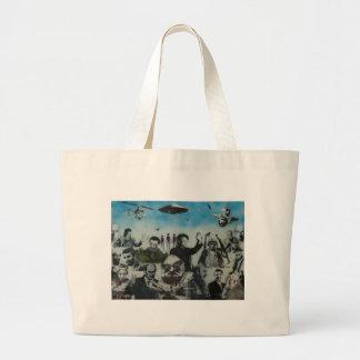 the good&bad and the ugly jumbo tote bag