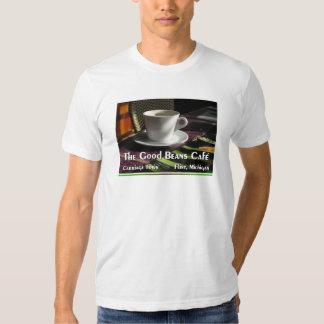 The Good Beans Cafe Tee