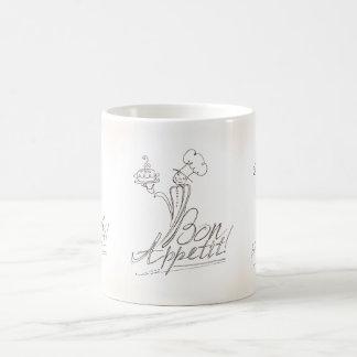 The Good Chef says Bon Appetit! Coffee Mug