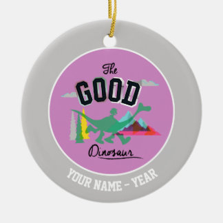The Good Dinosaur Spot And Arlo Christmas Ornament