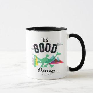 The Good Dinosaur Spot And Arlo Mug