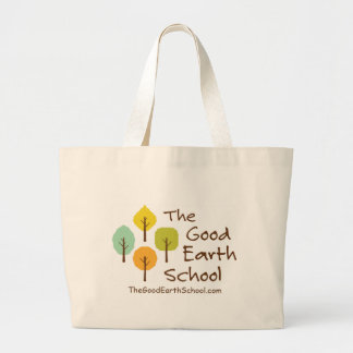 The Good Earth School Jumbo Tote