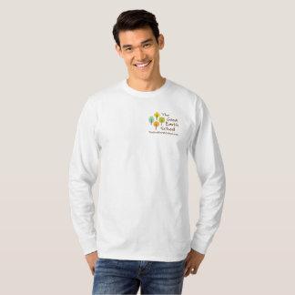 The Good Earth School Mens Long Sleeve T-shirt