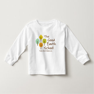 The Good Earth School Toddler Long Sleeve T-shirt