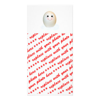 The Good Egg Angel Picture Card