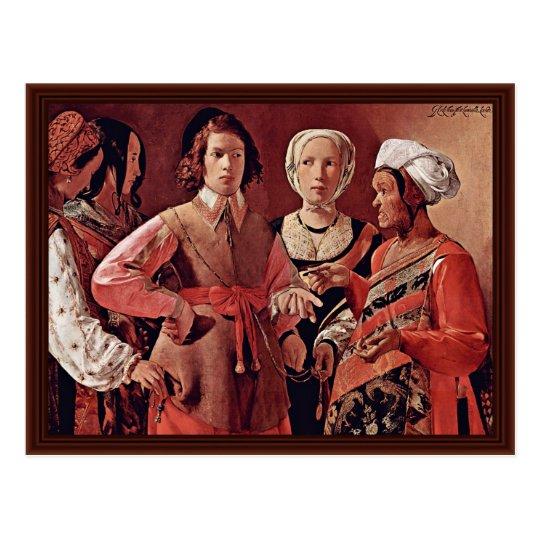 The Good Fortune By La Tour Georges De
