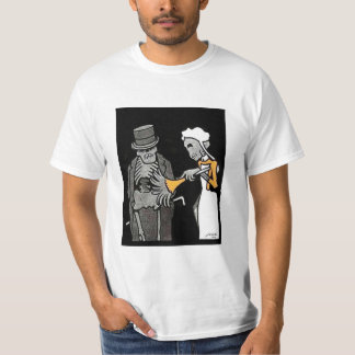 The Good Gentlemen Skeleton T-shirt