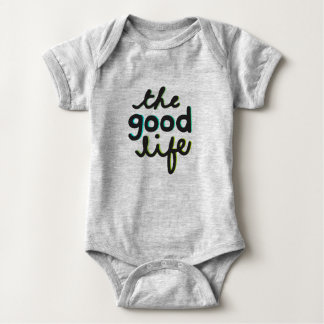 The Good Life Baby Bodysuit