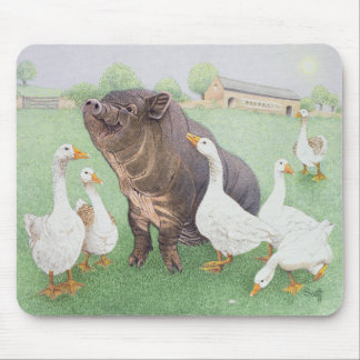 The good life mouse pad