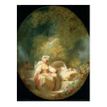 The Good Mother by Jean-Honore Fragonard