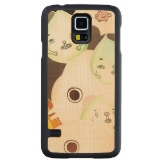The good old British weather 2014 Carved Maple Galaxy S5 Case
