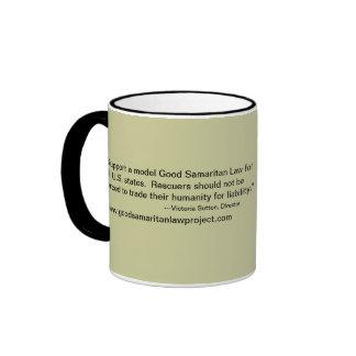 The Good Samaritan Law Project Mugs