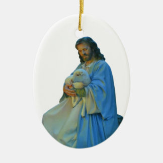 The Good Shepherd Christmas Ornament
