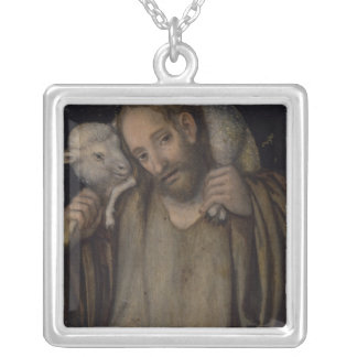 The Good Shepherd Personalized Necklace