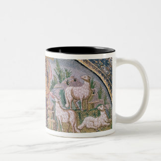 The Good Shepherd Two-Tone Coffee Mug