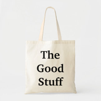 The Good Stuff Tote Bag