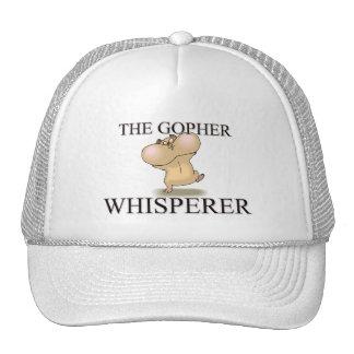 The Gopher Whisperer Cap