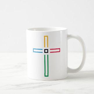 The Gospel Cross Coffee Mug