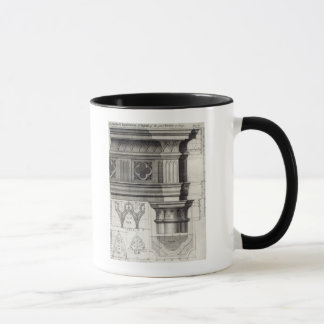 The Gothic Entablature Mug