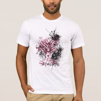 The Gothic Face of Dryad T-Shirt