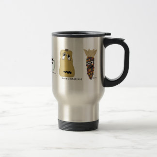 the gourds of goth (and corny!) travel mug