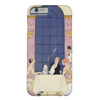 The Gourmands, 1920-30 (pochoir ) Barely There iPhone 6 Case
