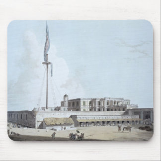 The Government House, Fort St. George, plate 35 fr Mouse Pad