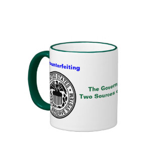 The Government's Income Coffee Mugs