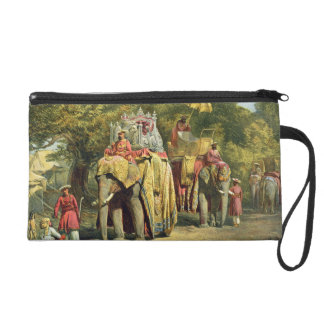 The Governor-General's State Howdah, 1863 (chromol Wristlet Purse