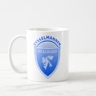 the Governor Svalbard, Norway Coffee Mug