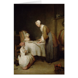 The Grace, 1740 2 Greeting Card