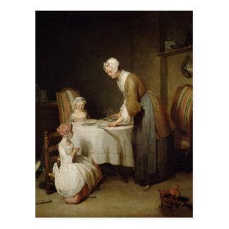 The Grace, 1740 2 Postcard