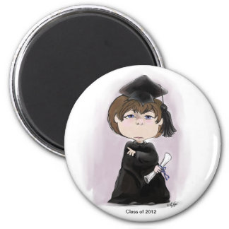 The Graduate! Magnet