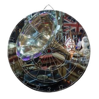 The Gramaphone Dart Board