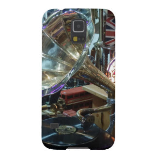 The Gramaphone Galaxy S5 Cover