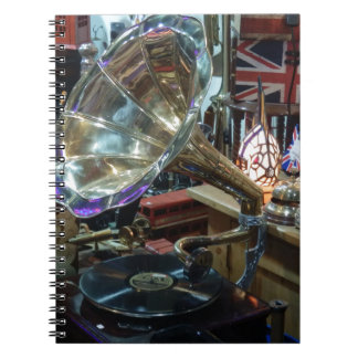 The Gramaphone Note Books