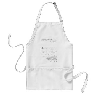 THE GRAN' SCAM OF THINGS Apron