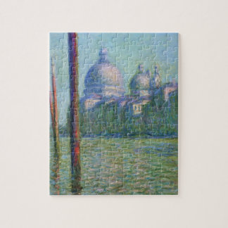 The Grand Canal 03 by Claude Monet Jigsaw Puzzle