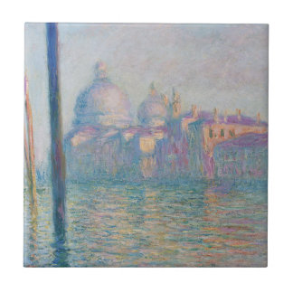 The Grand Canal by Monet Tile
