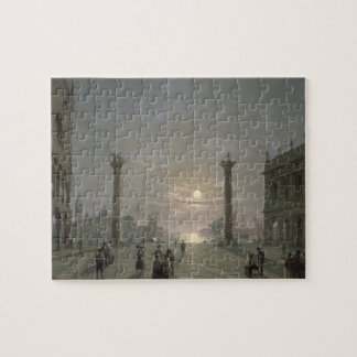 The Grand Canal From Piazza San Marco Jigsaw Puzzle