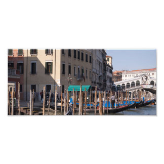 The Grand Canal in Venice Italty Photo Art