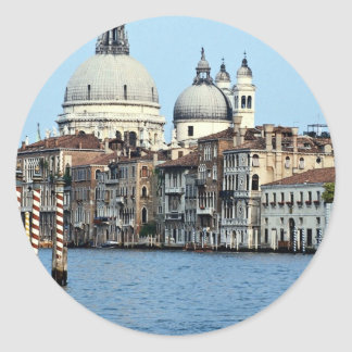 The Grand Canal Venice Italy Sticker