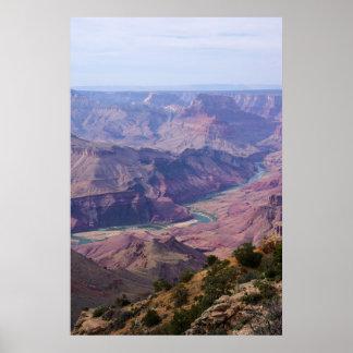The Grand Canyon South Rim - Arizona Posters