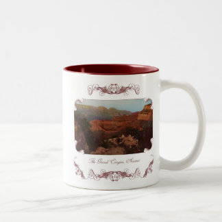 The Grand Canyon Victorian Coffee Mug
