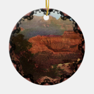 The Grand Canyon Vintage Ornament