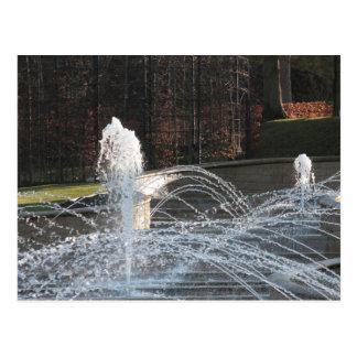 The Grand Cascade, Alnwick Garden Postcard