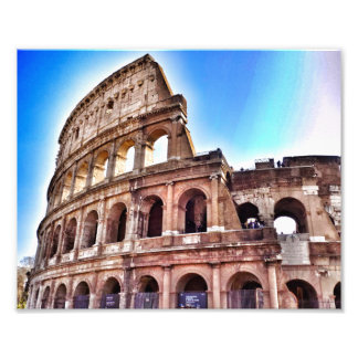 The Grand Colosseum Print Photo Print