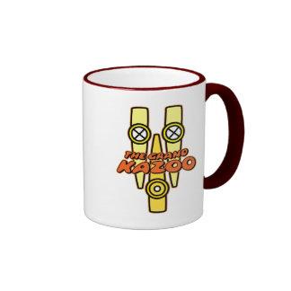 The Grand Kazoo Mugs